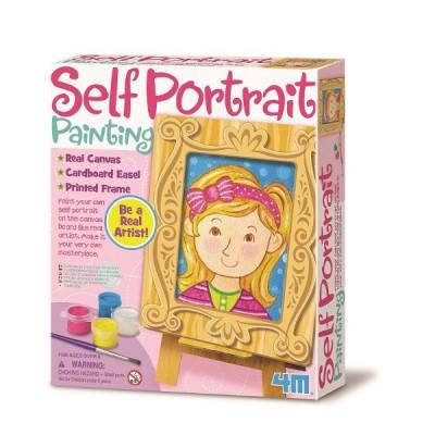 Κατασκευή ζωγραφική πορτρέτου 00-04589