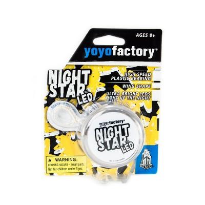 NIGHITSTAR LED CLEAR WHITE 18203