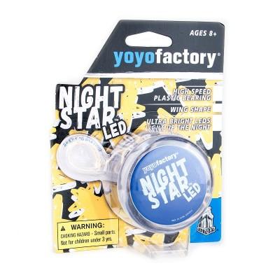 NIGHITSTAR LED CLEAR BLUE 18201