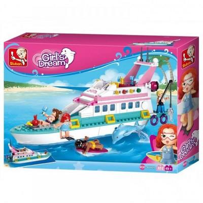 Luxury Yacht 328PCS B0609