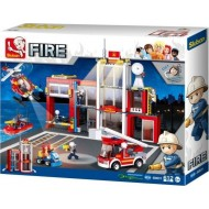 Fire Station 612PCS B0631