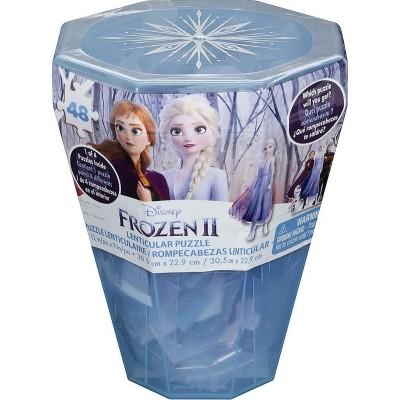 Disney Frozen II Lenticular Puzzle (6053767)