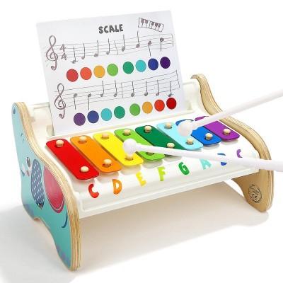 120407 Eight Tones Elephant Xylophone